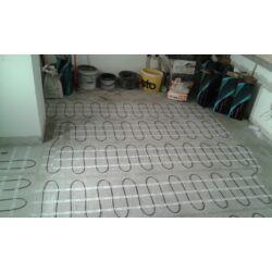 Grijača mreža - postavljanje grijaće mreže u kuhinji