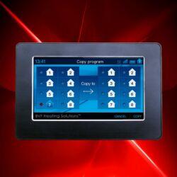 Sobni termostat višezonsko upravljanje