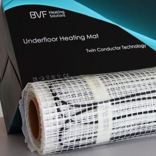 Električna grijaća mreža za podno grijanje od 100W/m2 - 1.0 m2