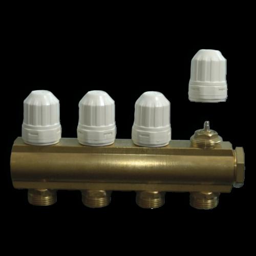 Computherm MF01 - 5 krugova - sabirnik s integriranim ventilima