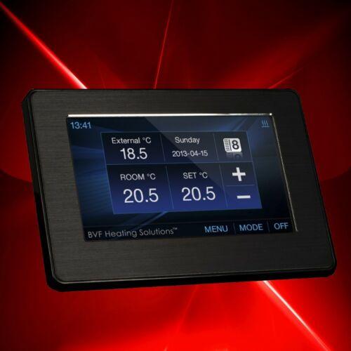 Sobni višezonski upravljač termostata BVF SYME MASTER za osam termostata sa RF signalom
