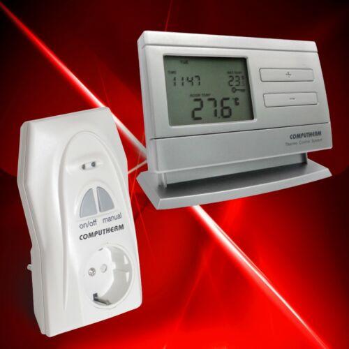 Utikač prijemnik sa RF termostatom