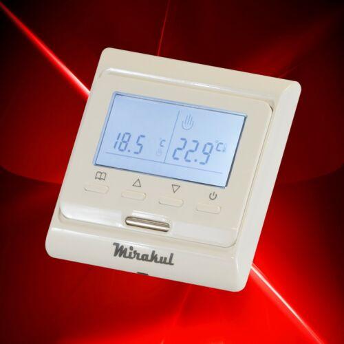 Sobni touch screen termostat